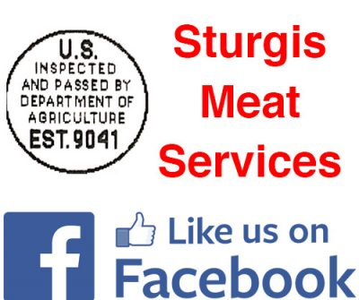 Sturgis Meat Services Like Us On Facebook